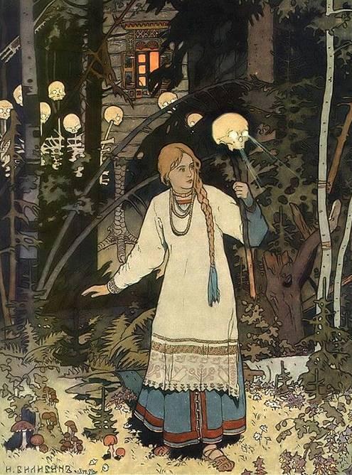 Иллюстрации Ивана Билибина к русским народным сказкам украшают многие издания, но некоторые из них выглядят по-настоящему жутко