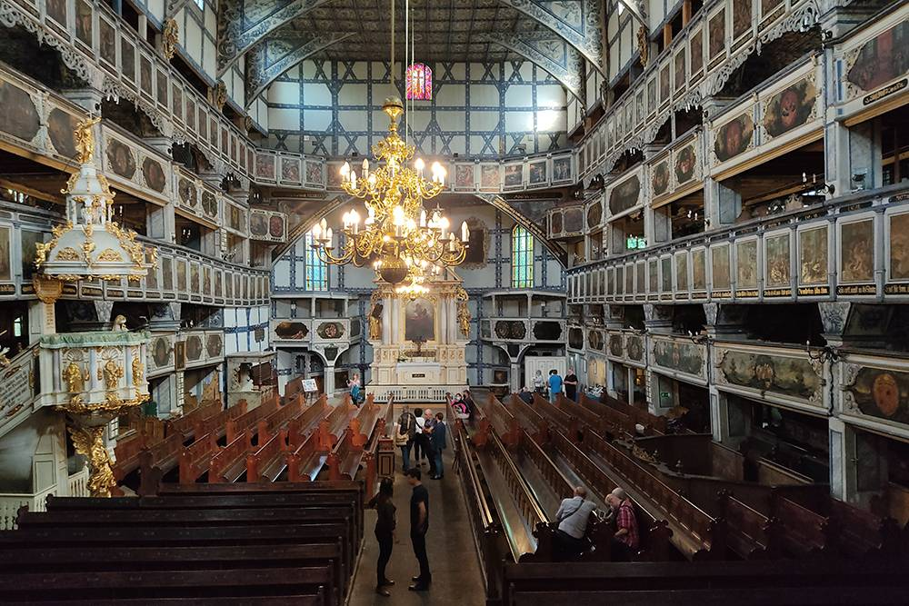 Церковь мира в Яворе