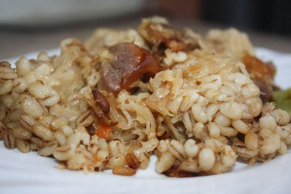 Мульгикапсад — традиционное эстонское блюдо