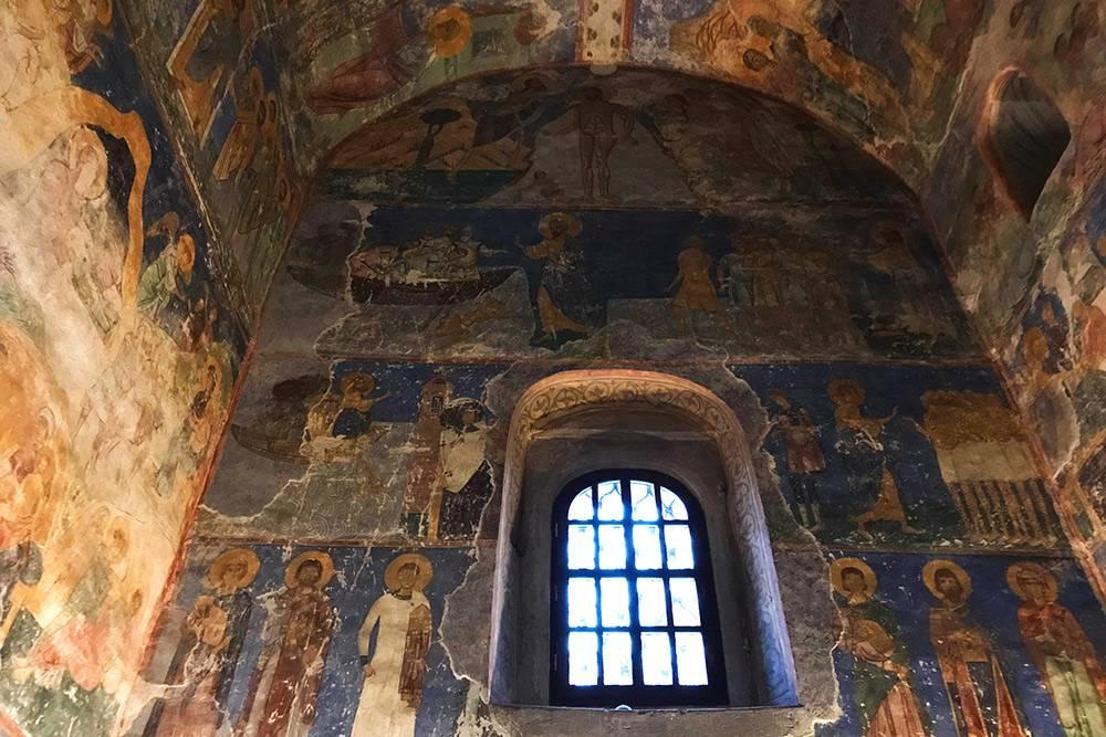 Когда закончится реставрация Спасо-Преображенского собора, пока неизвестно