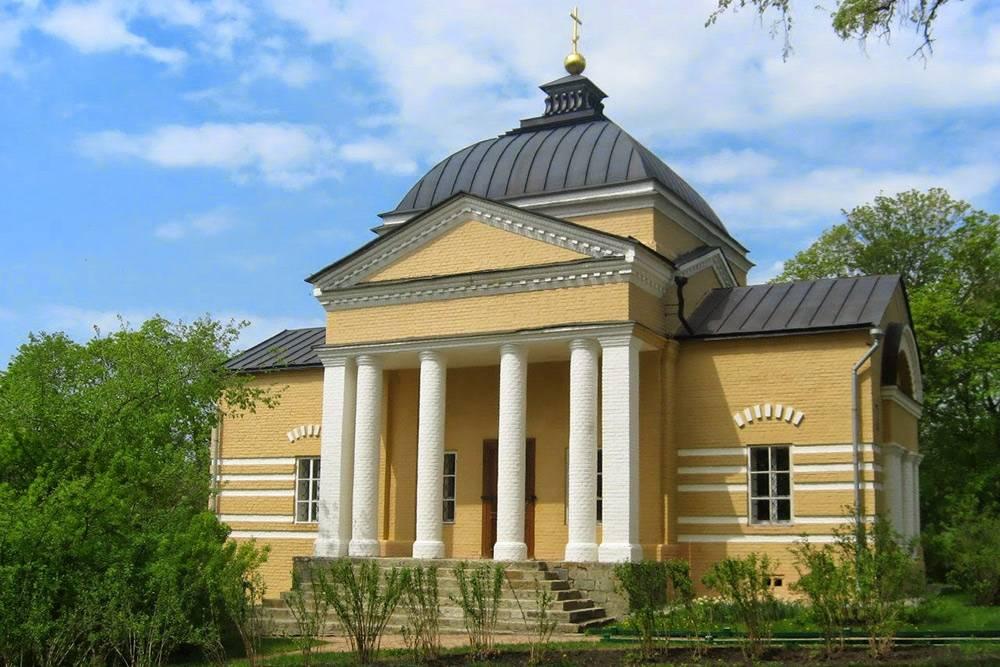 Церковь Марии Египетской. Источник: сайт государственного Лермонтовского музея-заповедника