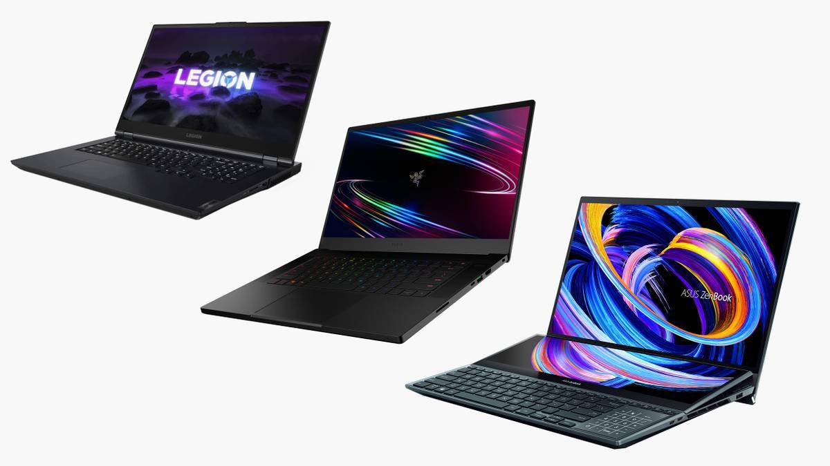 Как выбрать игровой ноутбук в 2021 году