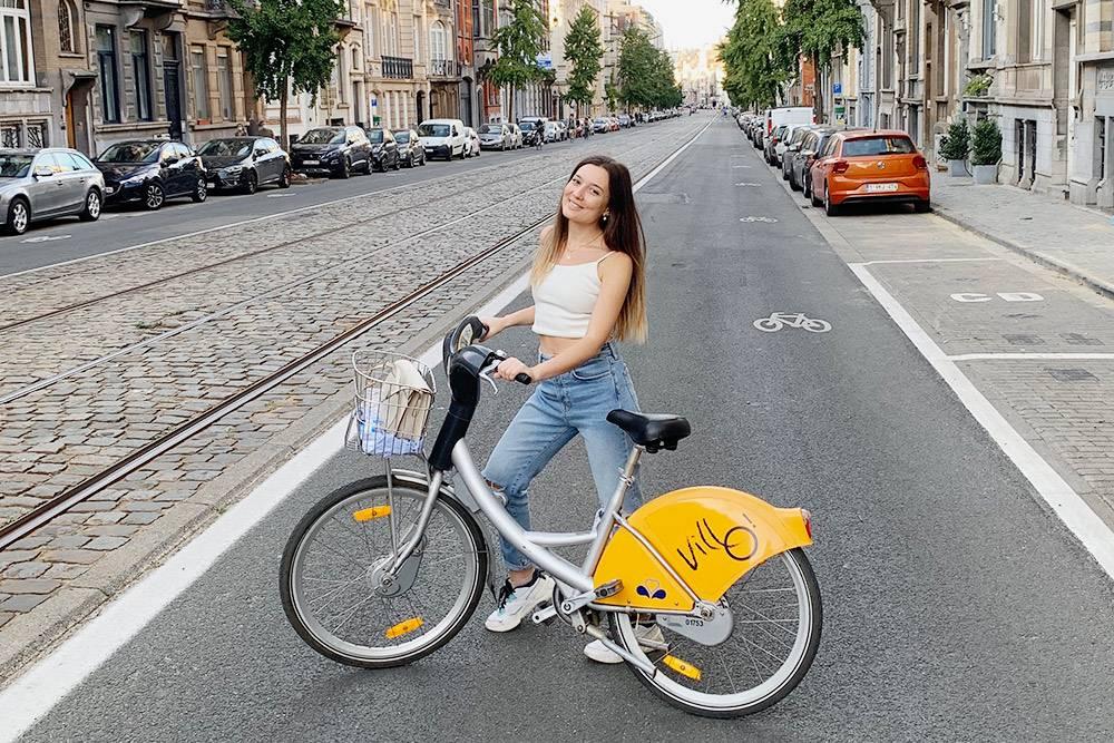 Раз в год в Брюсселе проходит день безмашин. В это время улицы совершенно пустые