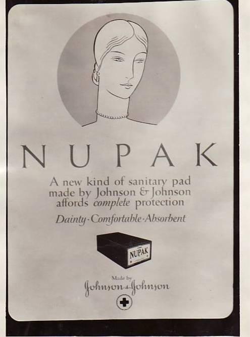 Реклама торговой марки «Нупак». Источник: Kilmer House