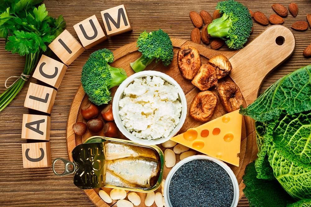 Если вам нравится средиземноморская кухня, скорее всего, выполучаете достаточно кальция спищей. Источник: Evan Lorne / Shutterstock