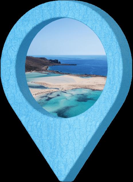 Стоит съездить: бухта Балос на Крите