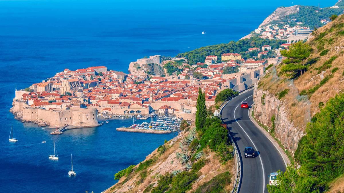 Сколько стоит проехать по Хорватии на машине
