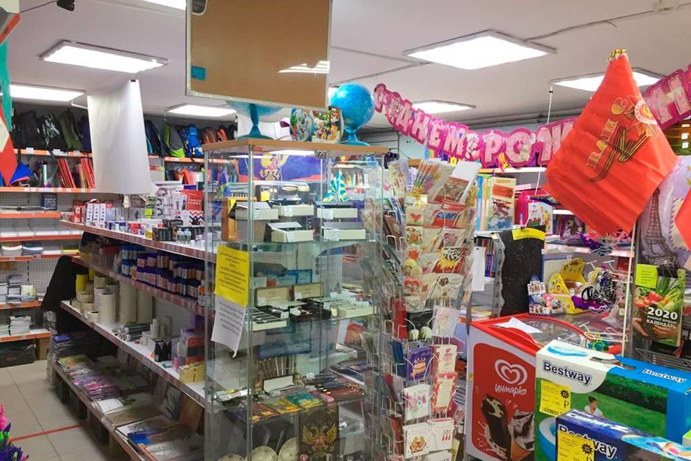 Наш магазин был открыт во время карантина, потому что мы выдавали заказы, которые забирали самовывозом