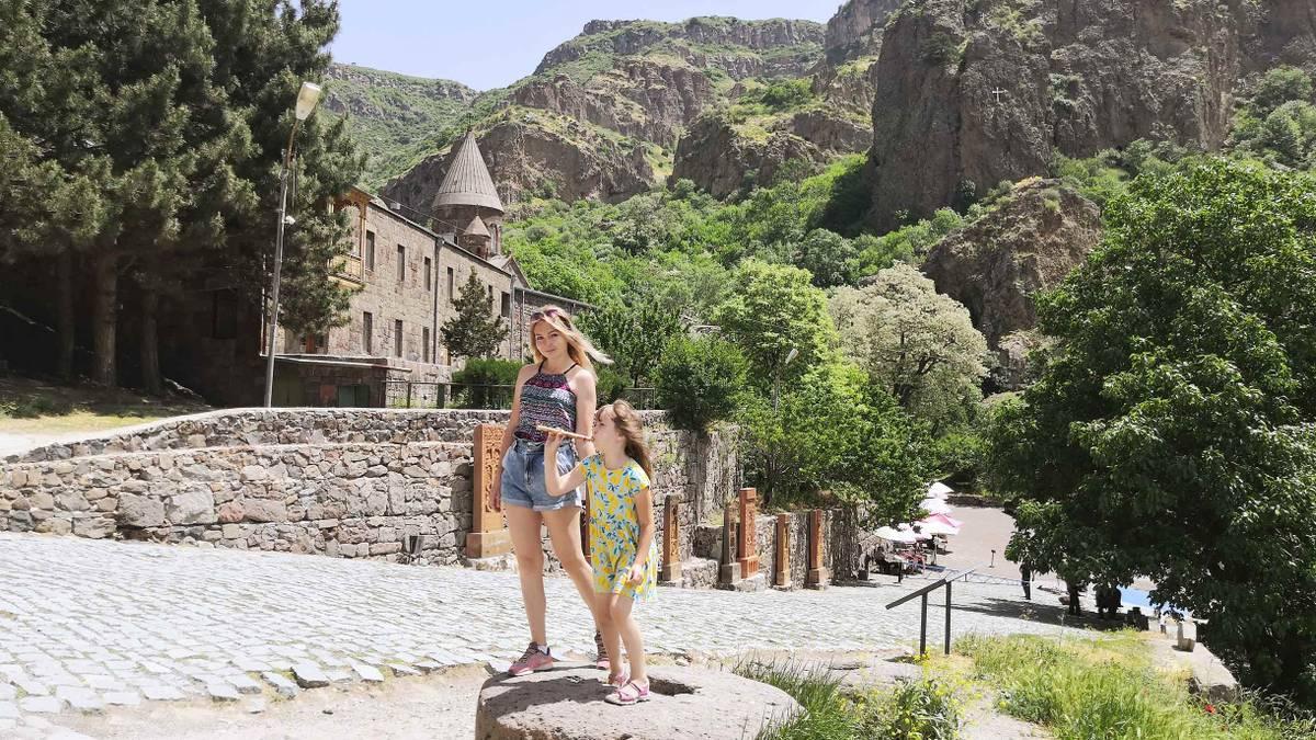Жизнь в Армении