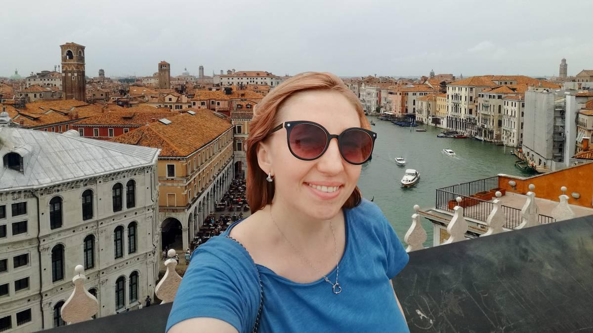 Как организовать путешествие в Италию из Сибири