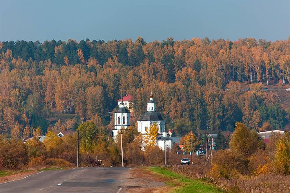 В Коларове живописнее всего летом или ранней осенью