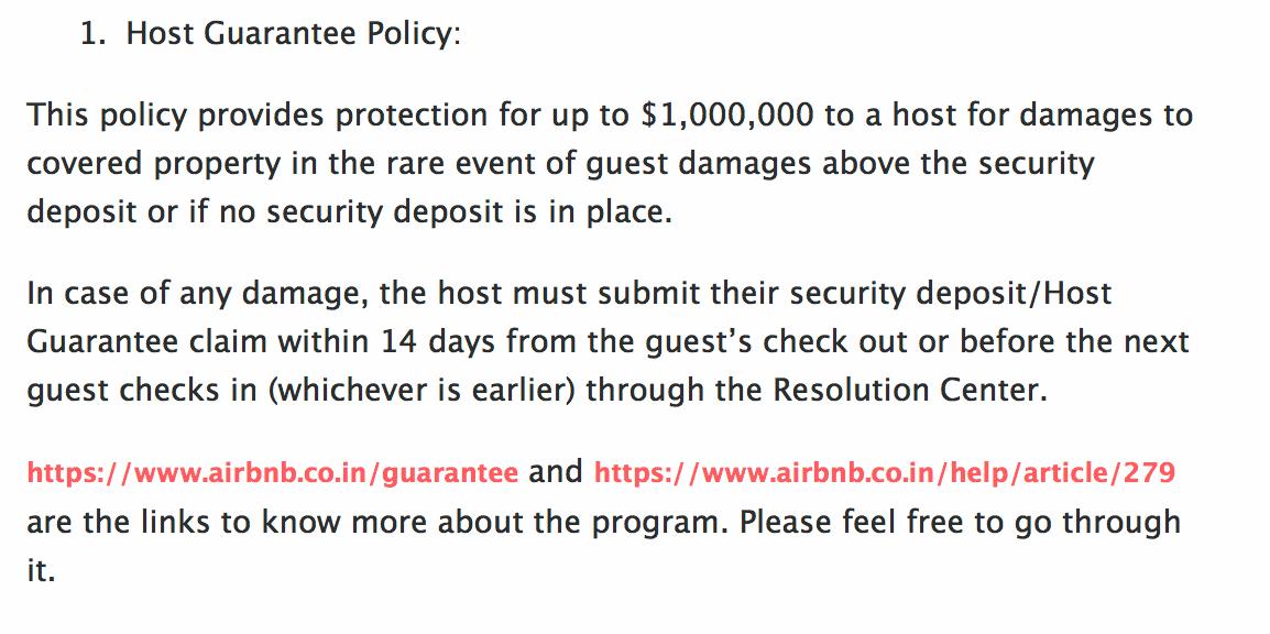 «Эйр-би-эн-би» обещает гарантию для хозяев на 1 000 000$