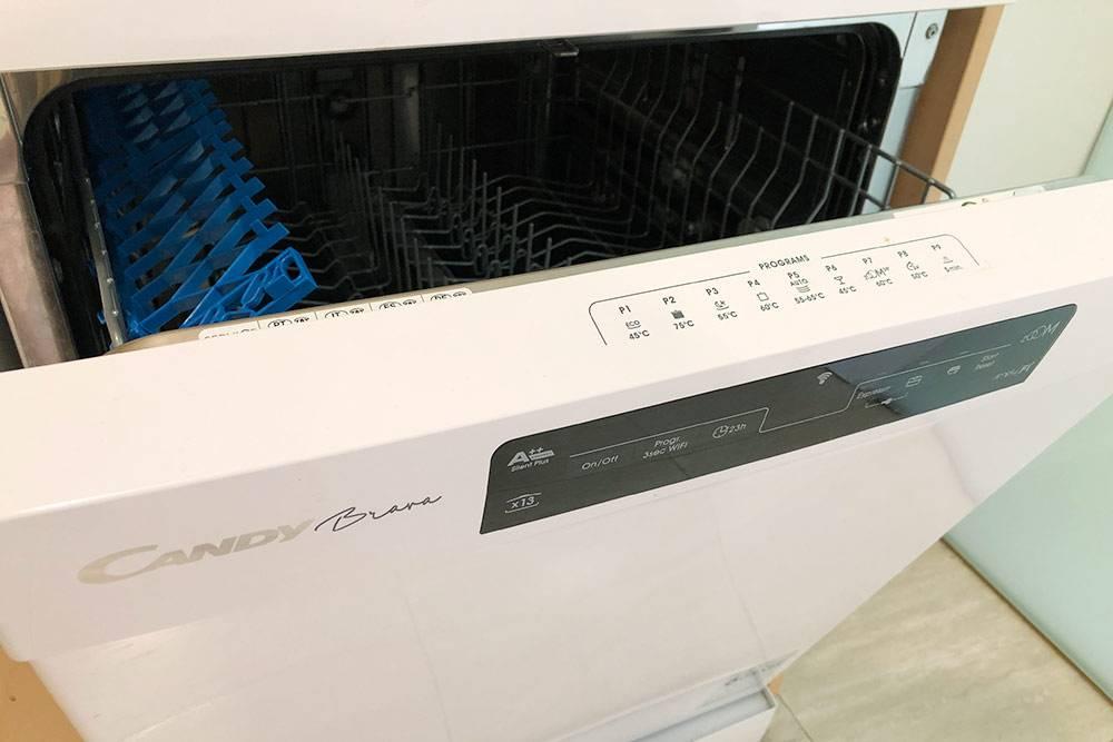 Посудомоечная машина Candy Brava