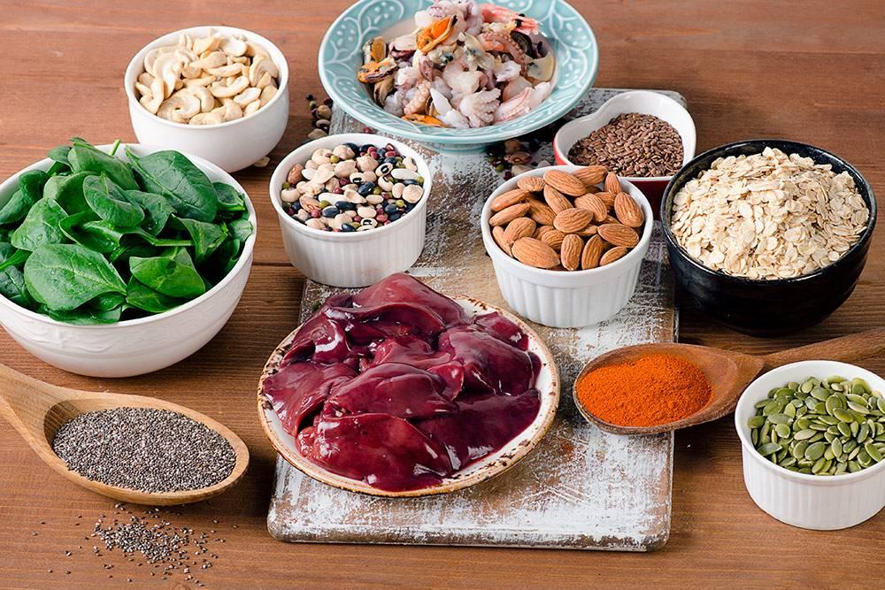 Дневную норму марганца легко получить слюбым салатом изсвежих овощей. Источник: Tatjana Baibakova / Shutterstock