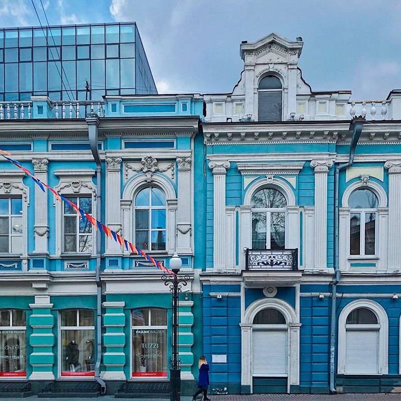 Похоже на Петербург