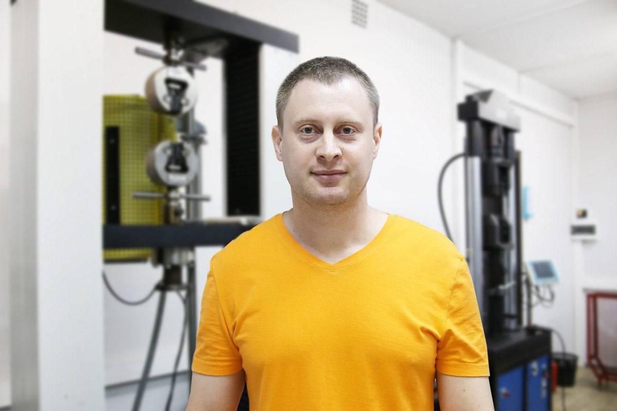 Бизнес: лаборатория испытания металлов