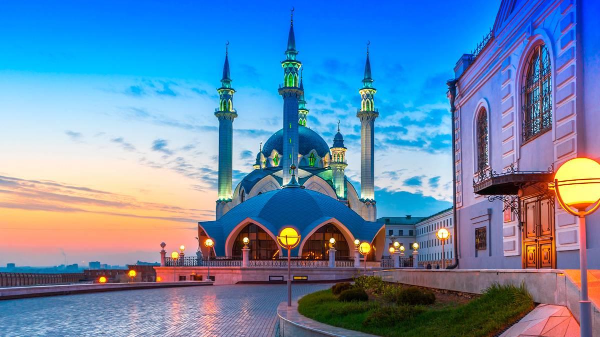 Что посмотреть в Казани за одиндень