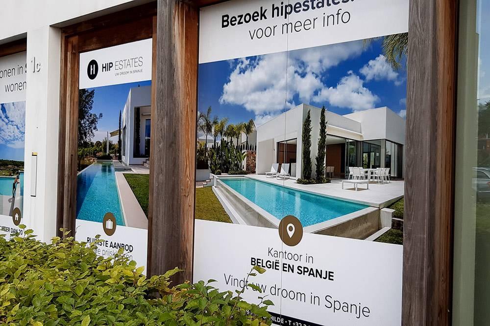 Многие местные риелторы предлагают купить домик в Испании — такие предложения пользуются хорошим спросом у бельгийских пенсионеров