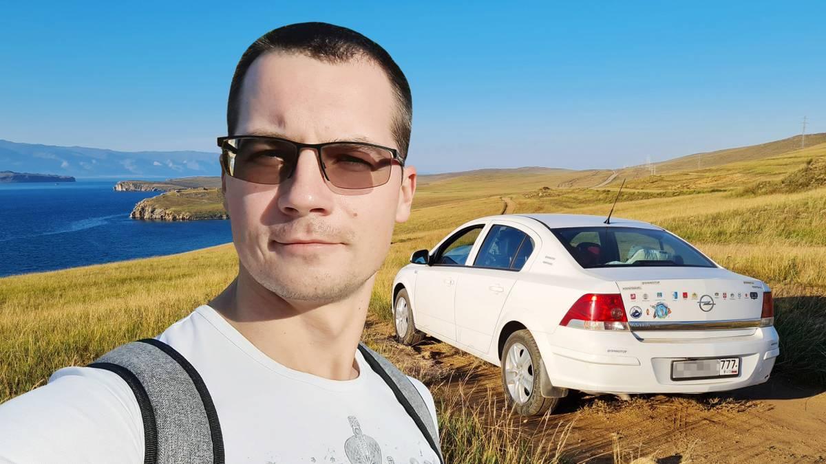 «Еду и плачу от красоты и плохой дороги»: герой сериала Т—Ж прибывает на Байкал