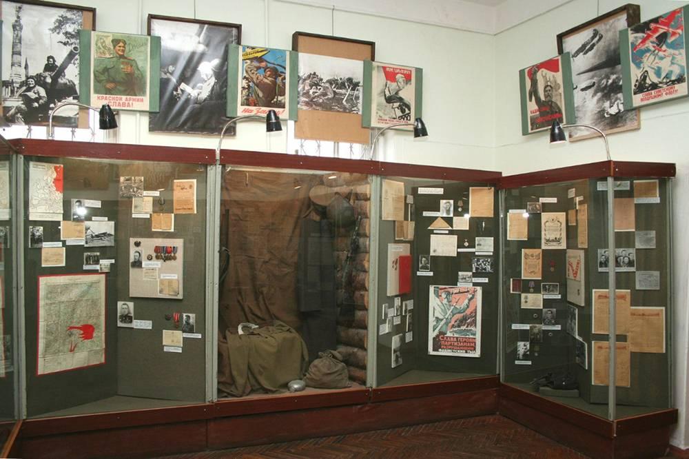Эта экспозиция рассказывает о том, как Златоуст пережил Великую Отечественную войну. Источник:vk.com