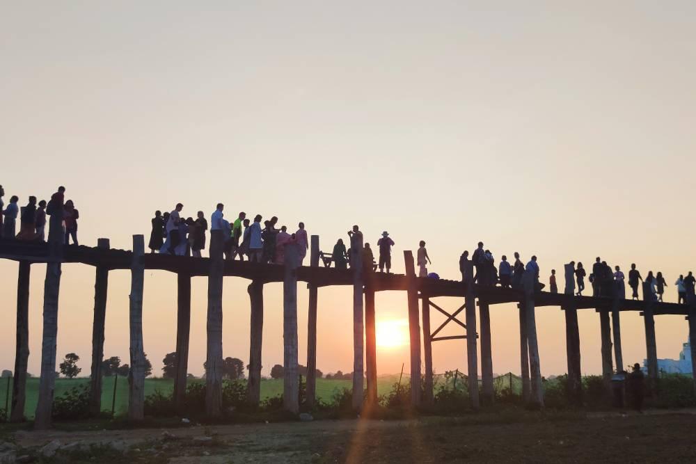 Мост У-Бейн