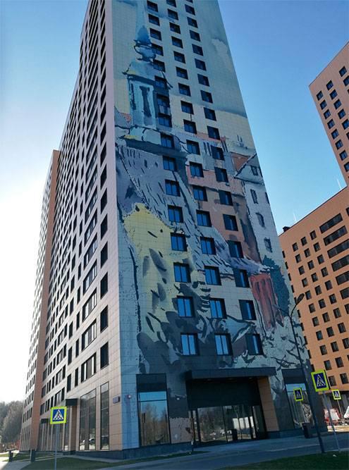 Разработкой внешнего вида ЖК «Филатов луг» занималось архитектурное бюро Speech. Ничего выдающегося вы там не увидите, но дляэкономкласса выглядит вполне достойно
