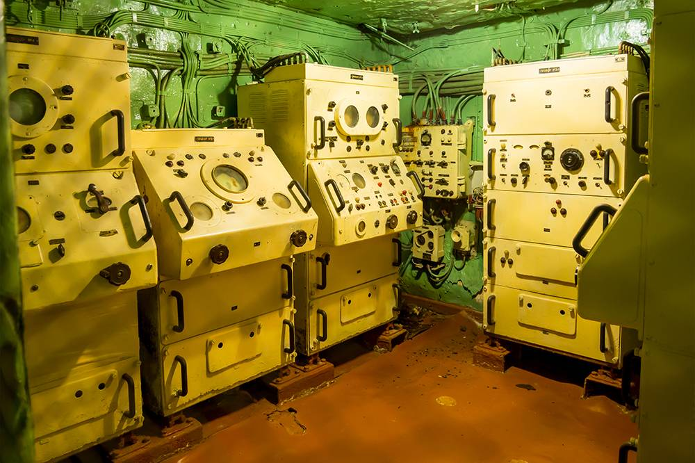 На «Кутузове» впервые в корабельной артиллерии применили радиолокационный способ стрельбы «Якорь 2М». Источник: VPales / Shutterstock