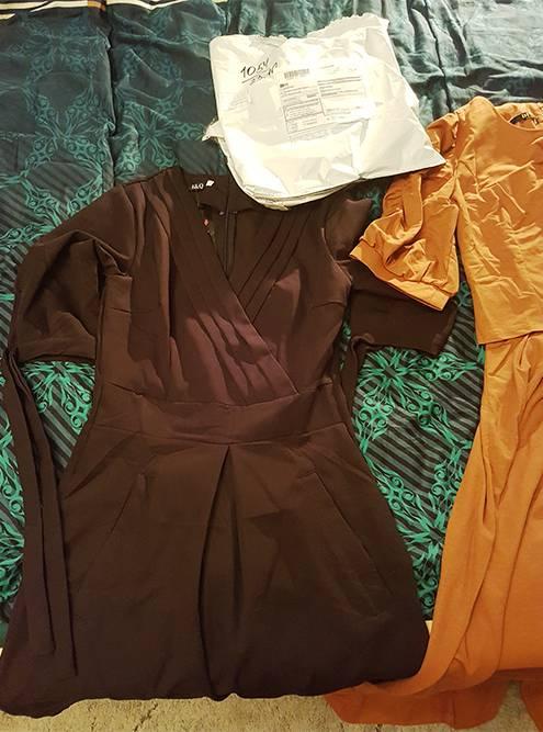 То, что City-X прислал маме вместо модных итальянских платьев