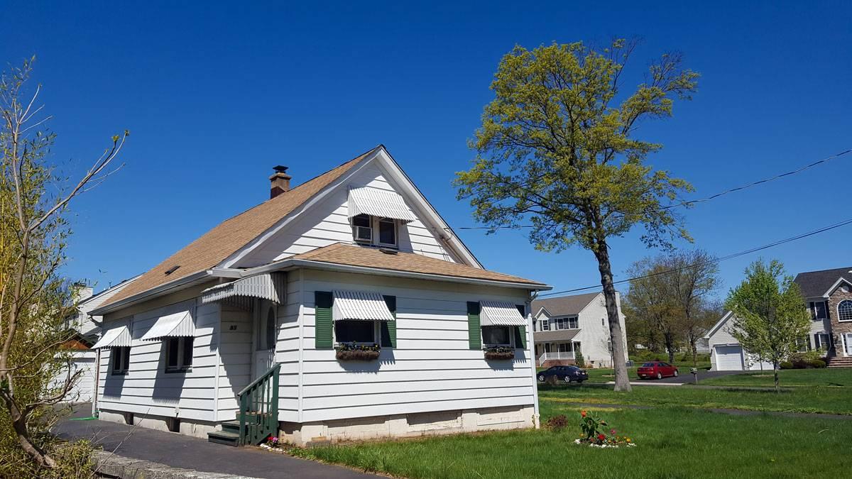 Дом по соседству — типичная «одноэтажная Америка»