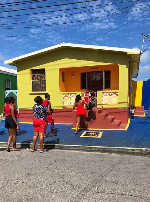 Дом певицы Рианны на Барбадосе