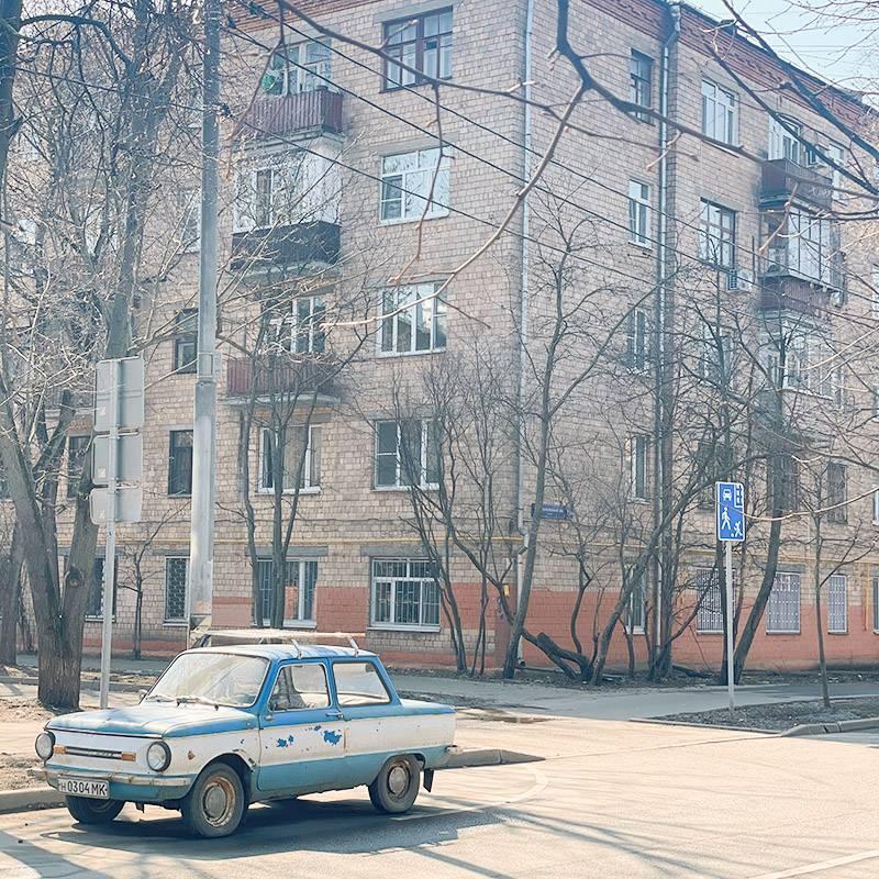 Наш район. Отдыхаю здесь душой: иду по улицам — и буквально чувствую, какой радостью у меня внутри все откликается на эту старую Москву