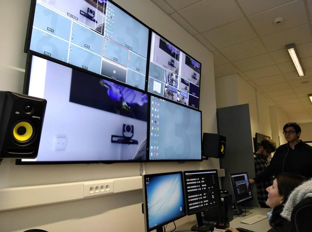 Лаборатория по исследованию человеческого поведения — одна из многих в моем университете