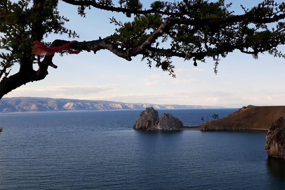 Из путешествия на Байкал