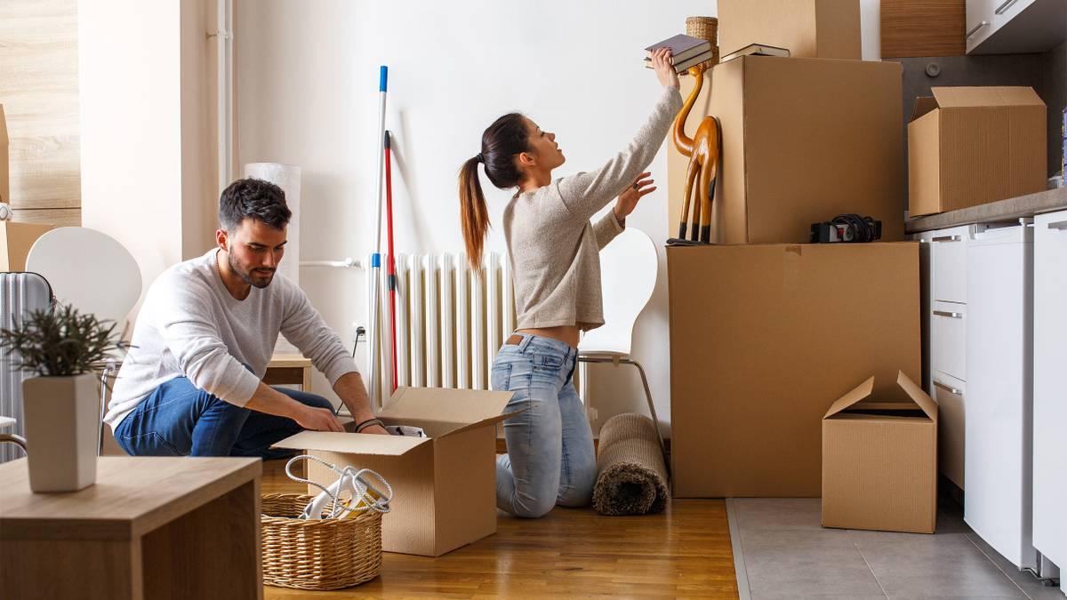 Как я организовала переезд с квартиры на квартиру