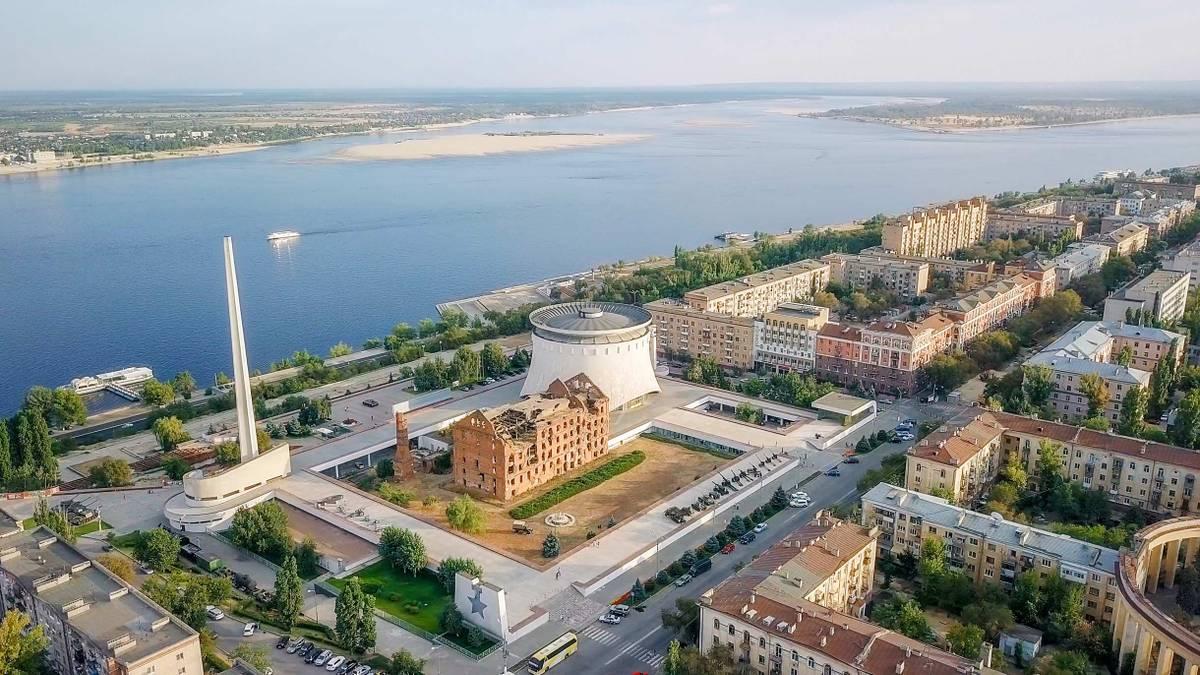 Что посмотреть в Волгограде за один день
