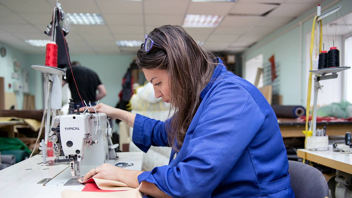 Бизнес: швейное ателье из Сыктывкара