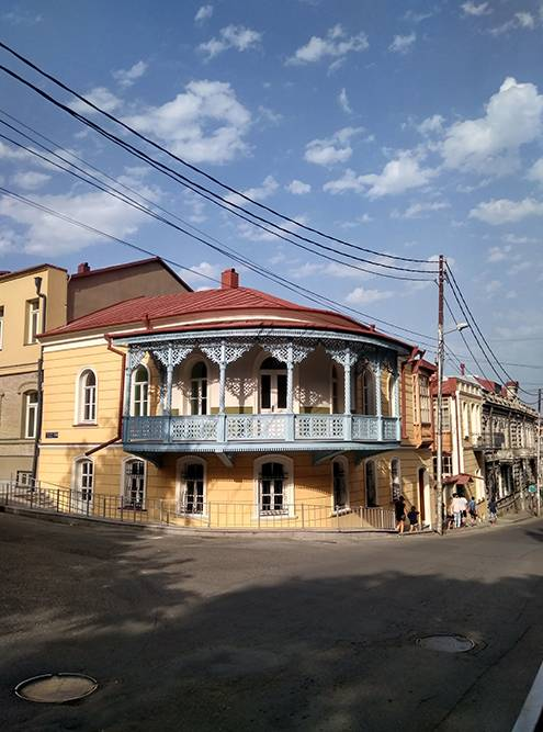 Купеческий район Сололаки — самое престижное место в конце 19 века