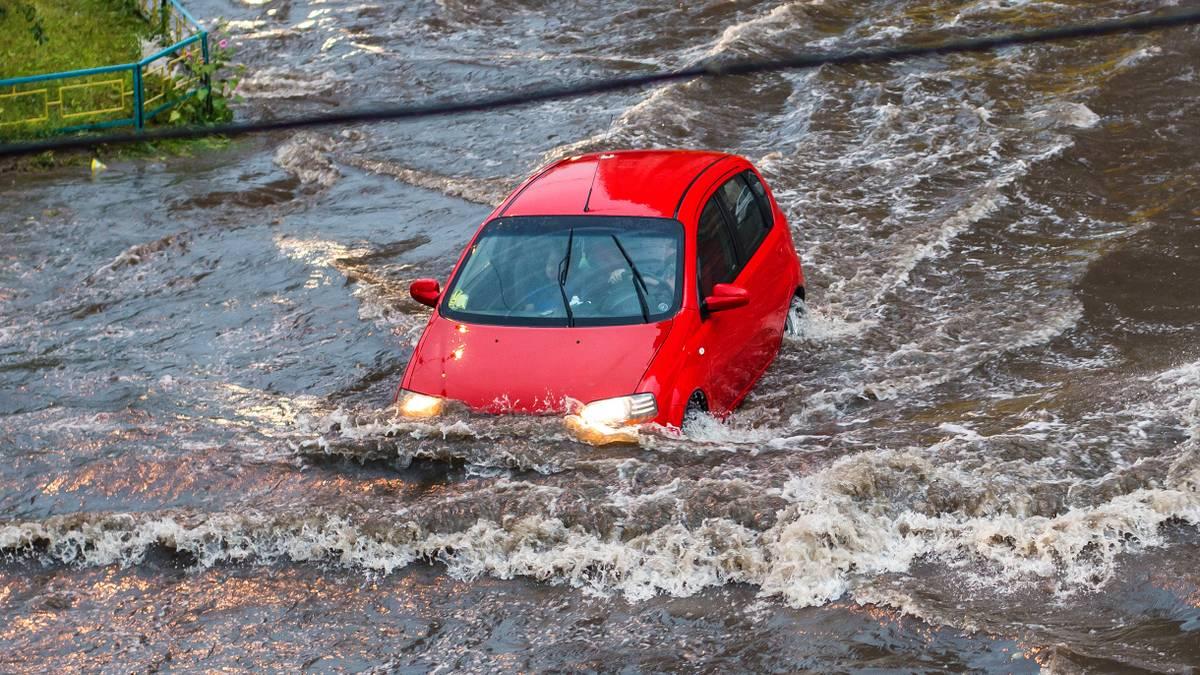 Что делать, если машину затопило