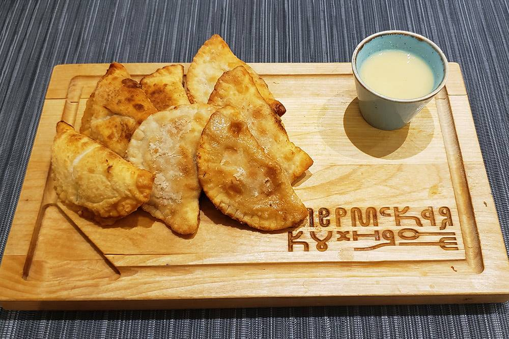 Мясные посикунчики в кафе «Пермская кухня» — 295<span class=ruble>Р</span>