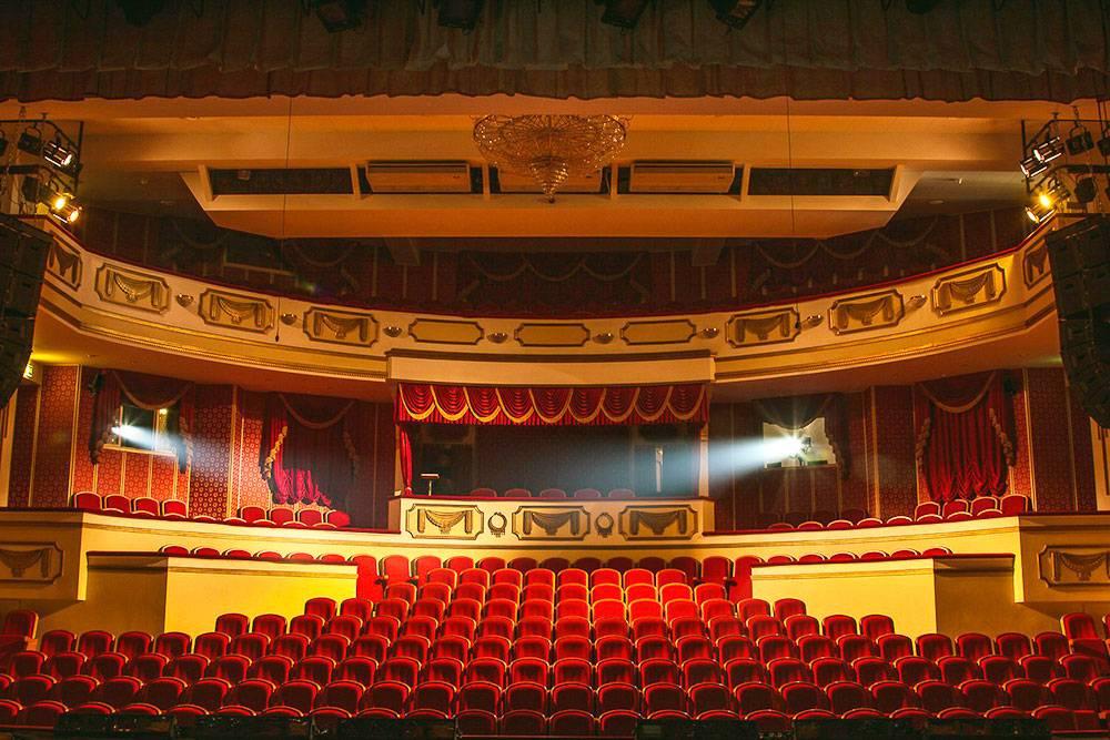 Национальный театр Мордовии. Фото: Олег Романов