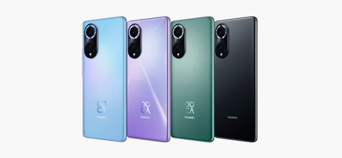 Huawei анонсировала серию смартфонов Nova9 — с дисплеем OLED на 120Гц