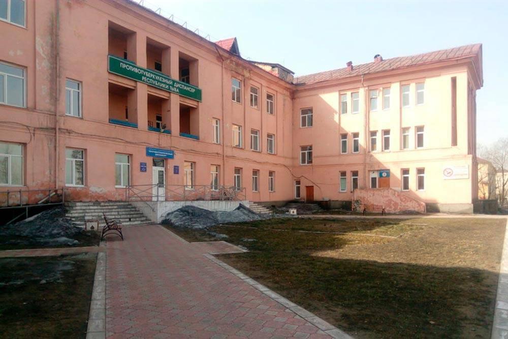 Это здание противотуберкулезного диспансера, где я провела пять месяцев. Источник: meddoclab.ru