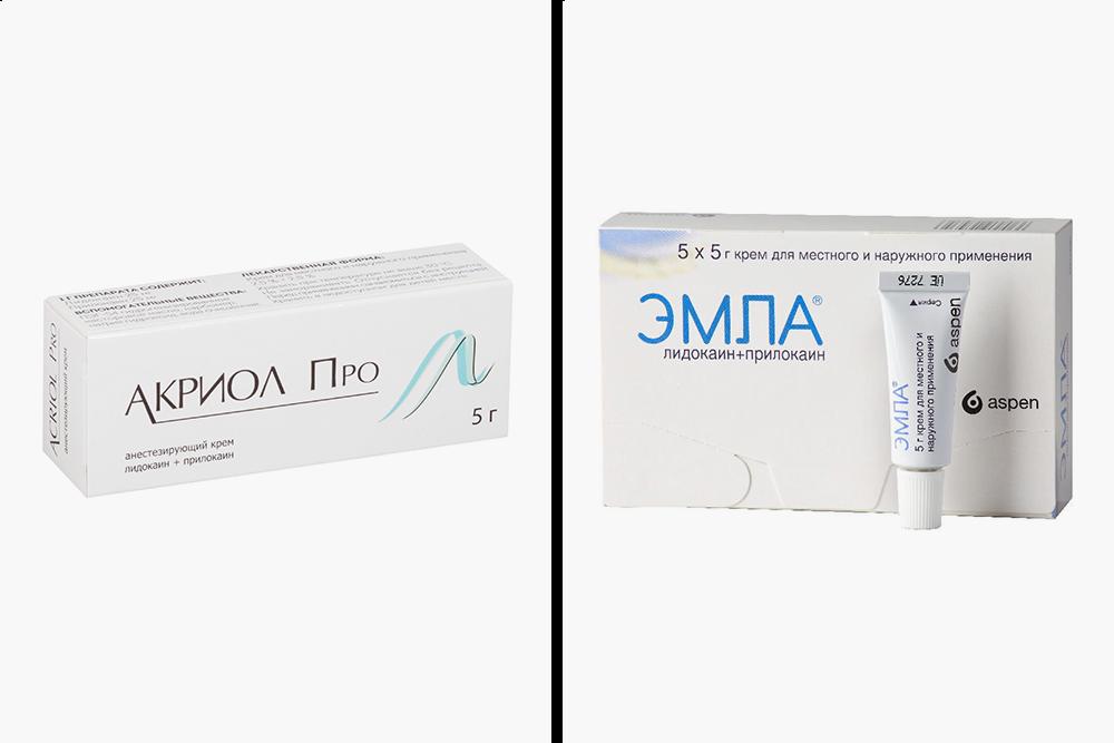 Цена крема зависит отразмера тюбика, концентрации действующего вещества иценовой политики компании-производителя. Источник: «Асна»