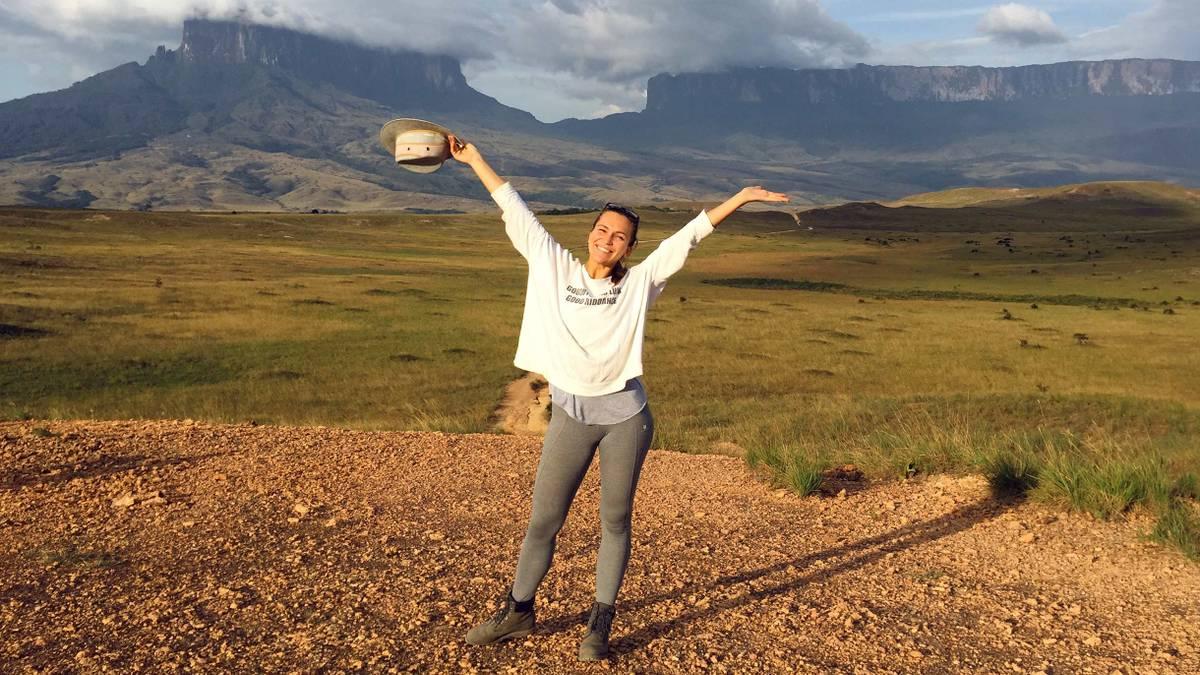Как я поднялась на горы тепуи в Венесуэле