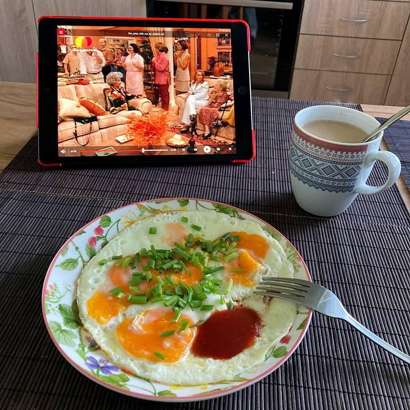 Завтрак подбразильский сериал