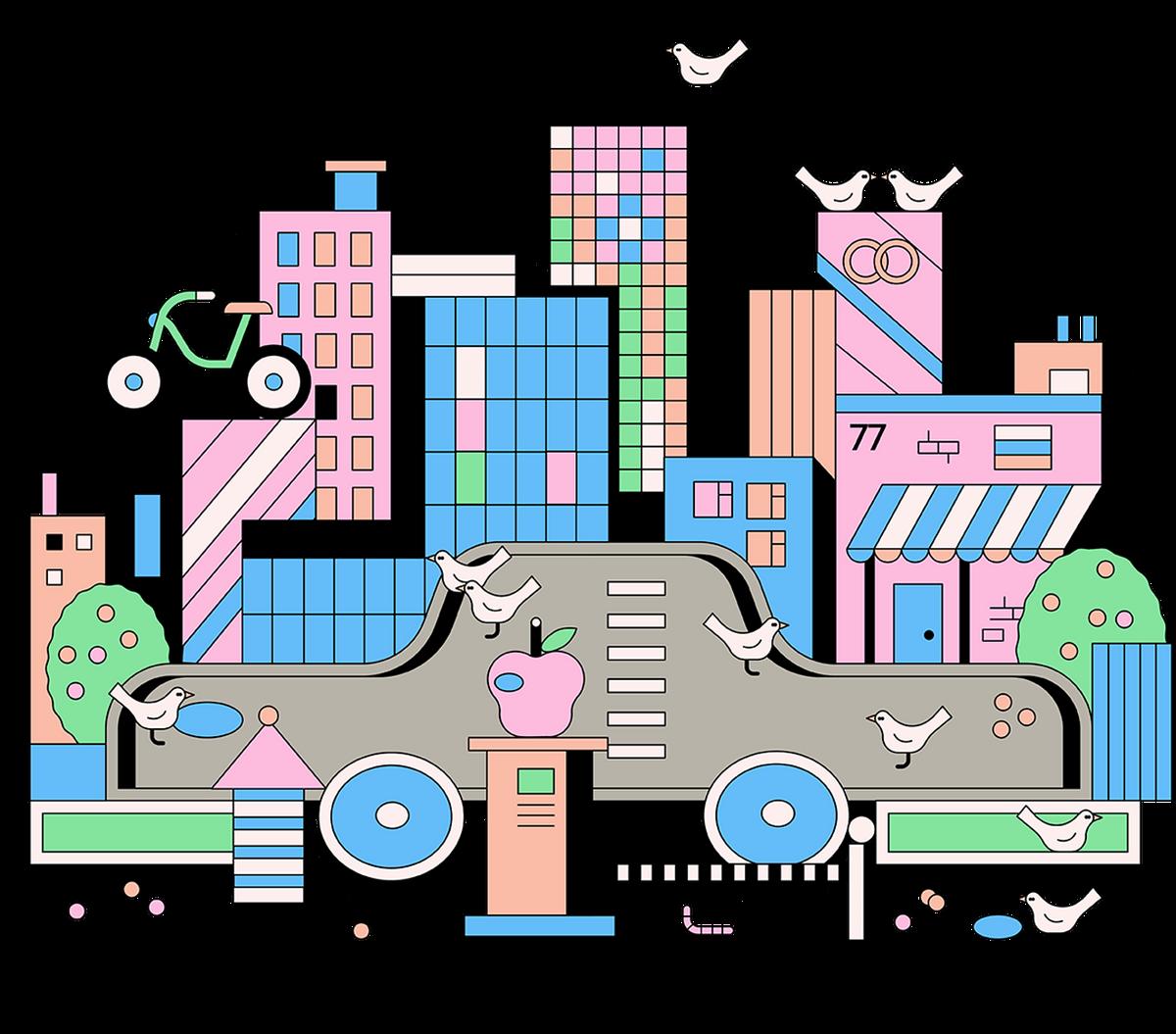Личный опыт: мы решили жить в городе без машины