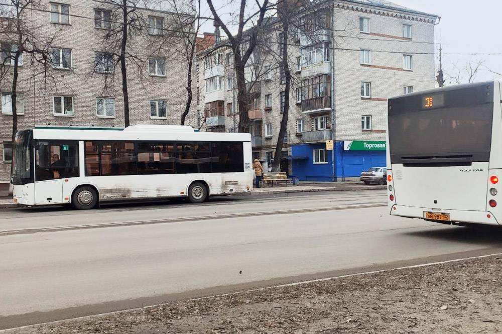 Новые автобусы в Брянске