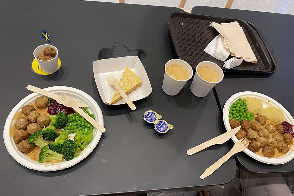 Разве есть человек, который не любит еду в «Икее»?