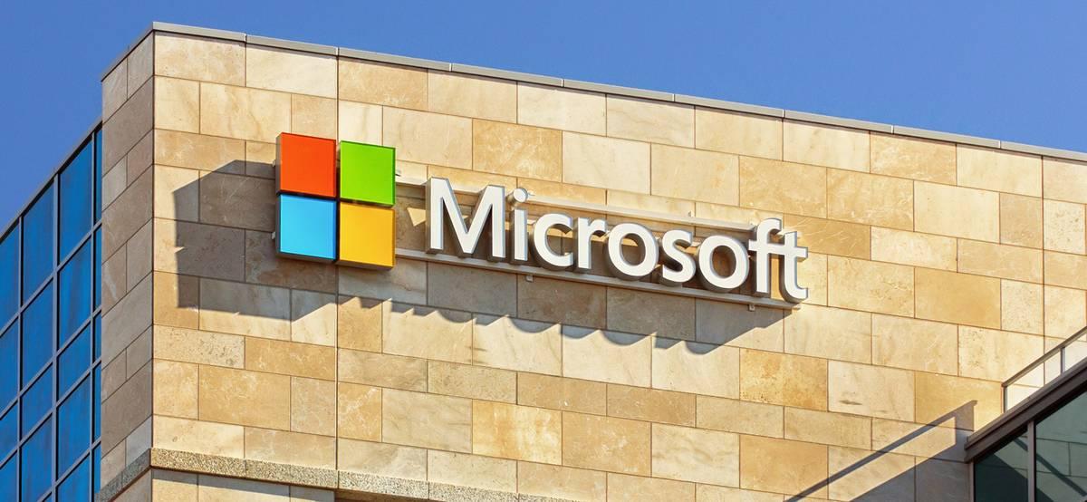 Выручка и чистая прибыль Microsoft выросли двузначно