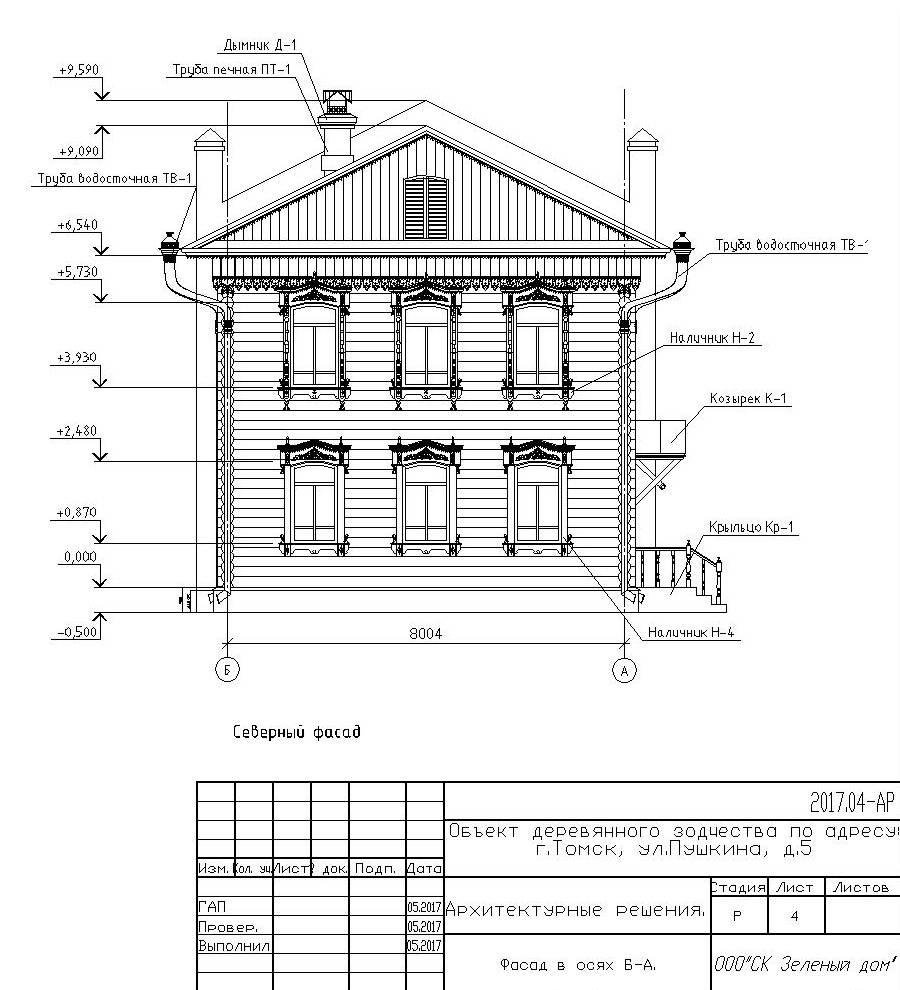 Проект дома обошелся нам в 600 000<span class=ruble>Р</span>